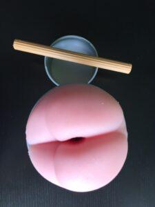 L'anus bien serré du masturbateur Fleshjack Endurance est en manque de sexe à masturber