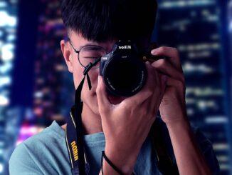 Prendre une belle photo de profil gay